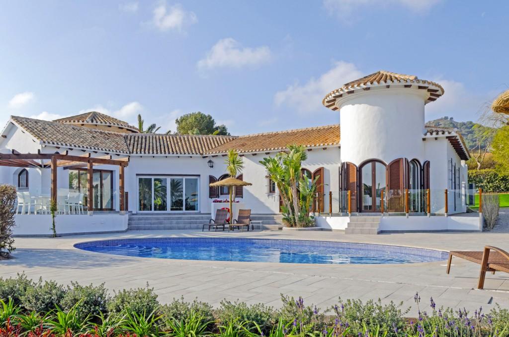 Villa Estevez - Costa Calida - Oliver's Travels