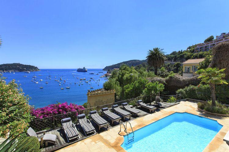 Villa Sol, French Riviera (Cote D'Azur) - Oliver's Travels