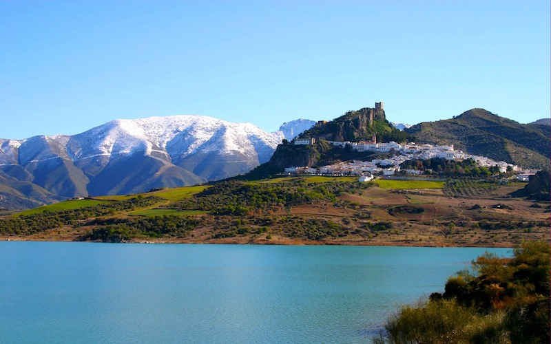 Zahara Lake