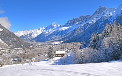 Bellevue Lodge - Rhone Alpes - Chalet Holidays - Olivers Travels