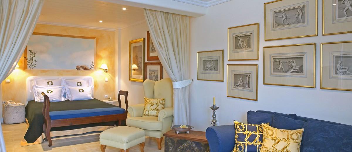 Villa Floros, Mykonos - Sleeps 10