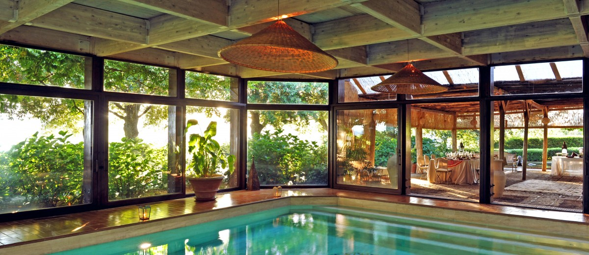 Villa Volante, Lazio - Sleeps 14