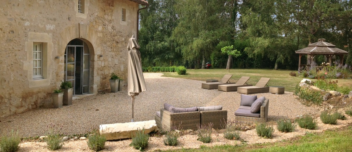 Villa de Marineu, Aquitaine - Sleeps 10