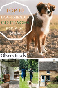Love going on holiday but hate leaving your pooch behind? Why not just take Fido with you? Here are 10 of our favourite dog-friendly cottages in the UK.