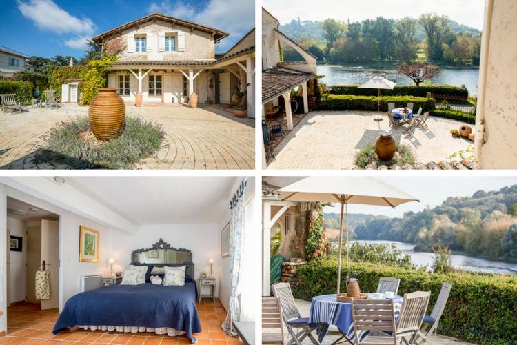 Villa Shambhala - Dordogne - France - Oliver's Travels