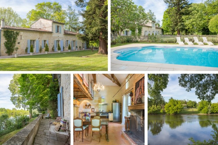 Villa Le Priotlet - Aquitaine, France - Oliver's Travels