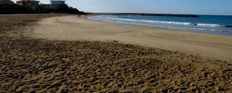 Vias beach france