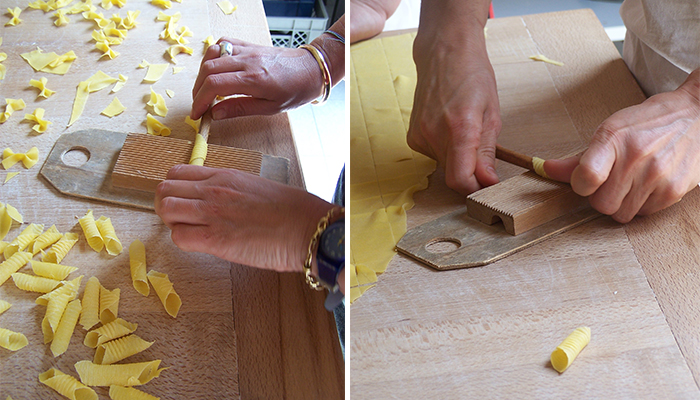 pasta making classes Bologna