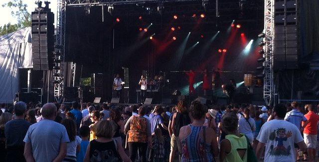 Yzeures-sur-Creuse Rock Festival