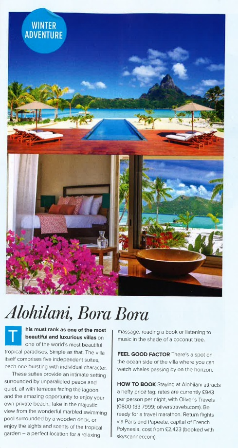 Alohilani, Bora Bora - Luxury Villas in French Polynesia