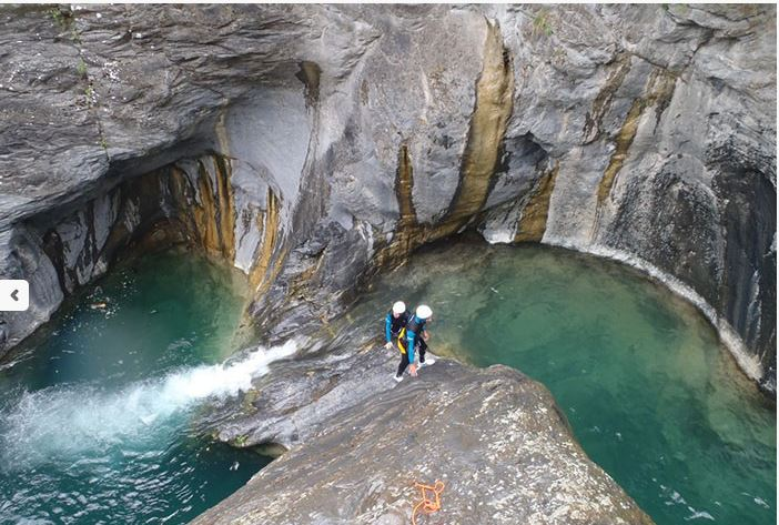 Canyoning - Active Azur