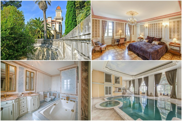Chateau De La Victoire - French Riviera - Oliver's Travels