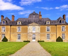 Chateau Le Bois - Luxury Villas in France