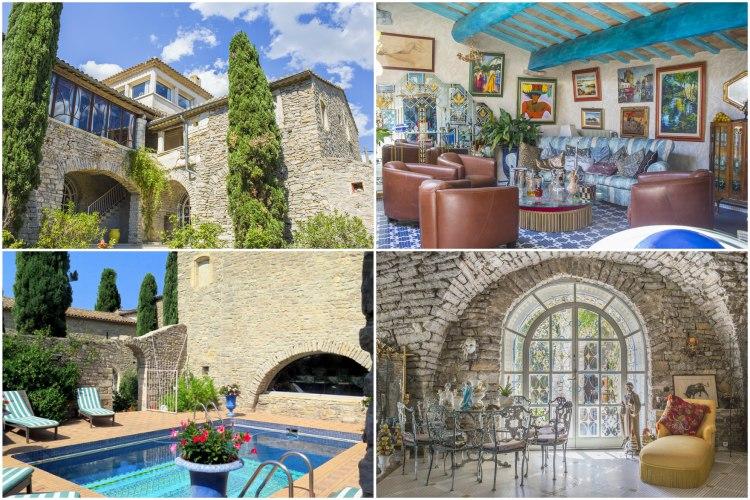 Domaine De Favaze - Languedoc - Oliver's Travels