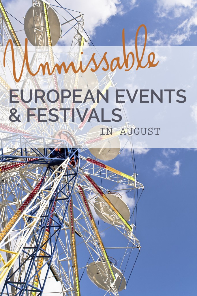 European Events and Festivals
