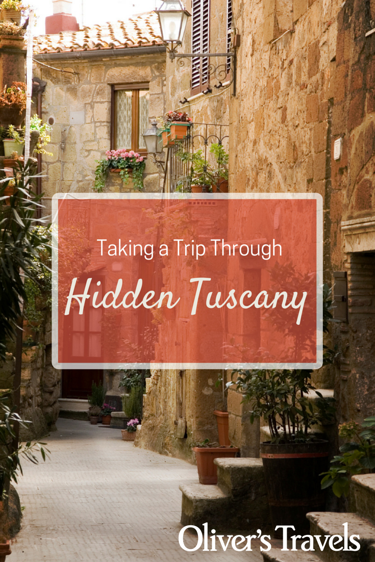 Taking a Trip Through Hidden Tuscany