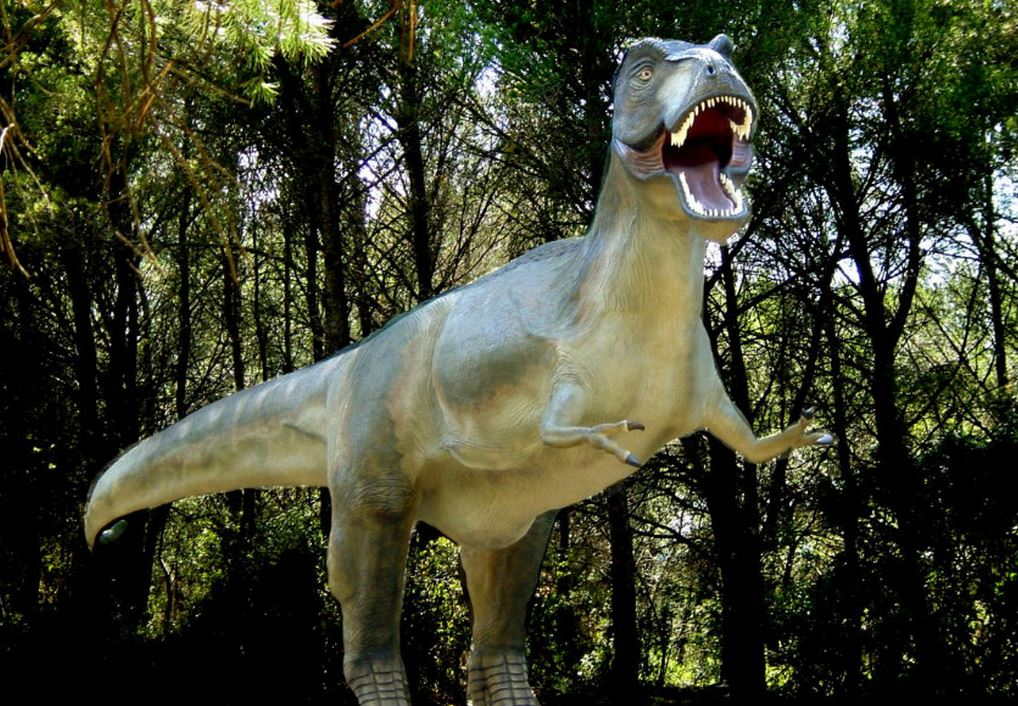 The Meze Dinosaur Museum