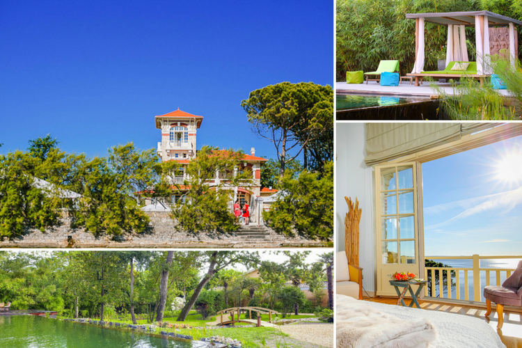Villa Le Bassin - Aquitaine - Oliver's Travels