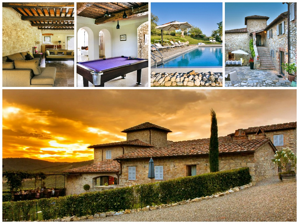 Top 10 family villas in tuscany oliver 39 s travels journal for Family villas