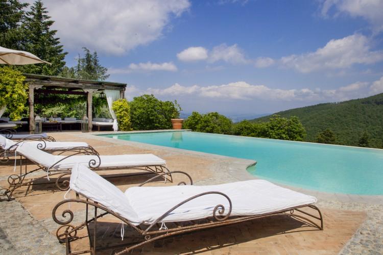 Villa Montanare - Tuscany - Oliver's Travels