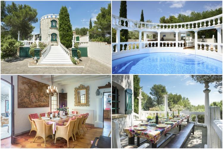 Villa Romane - Provence-Alpes - Oliver's Travels