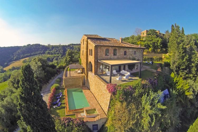 Villa Torre - Tuscany - Oliver's Travels
