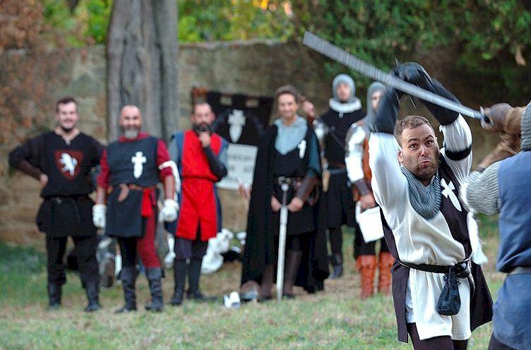 Volterra Swordsmen