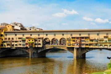 Bridge Tuscany, Italy