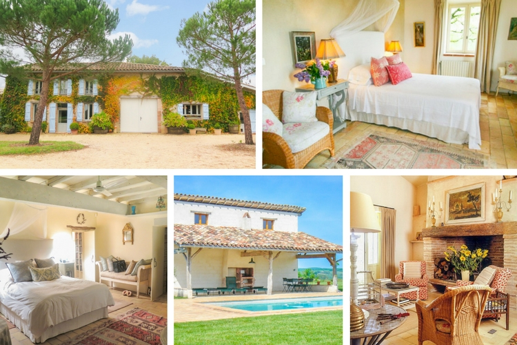 Villa La Plaine - Midi-Pyrenees - Oliver's Travels