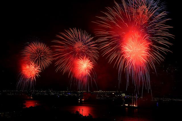 Spectacular Firework