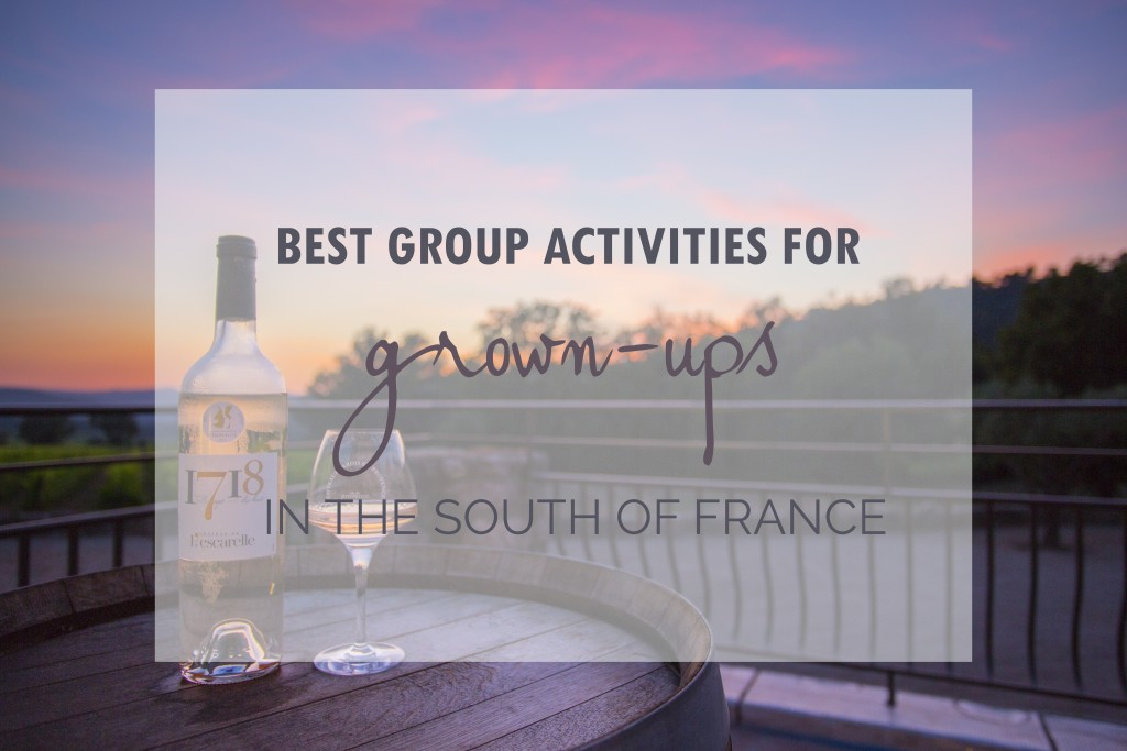 group activities for grown-ups