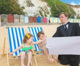 sandcastle butler
