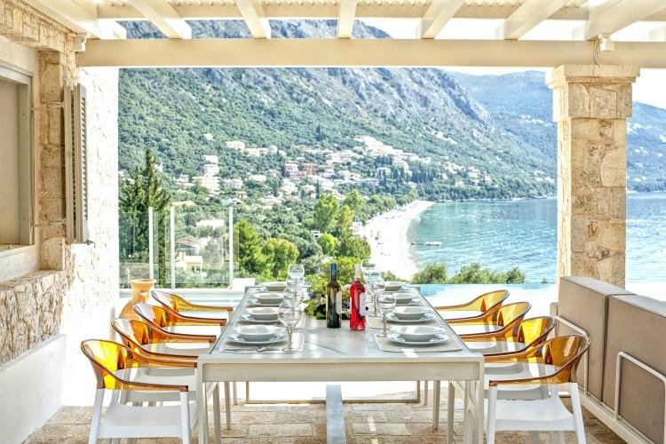 Barbati View - Corfu - Oliver's Travels