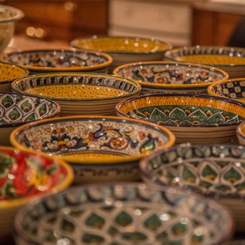 Ceramics - Via Umbria