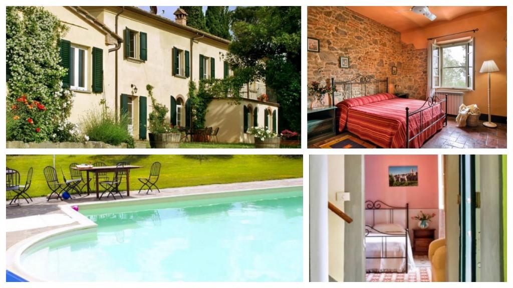 Villa Poggio -  Tuscany - Oliver's Travel