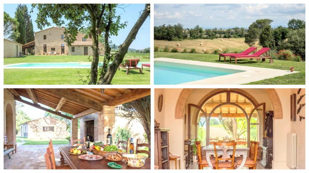 Villa Anna - Tuscany - Oliver's Travels