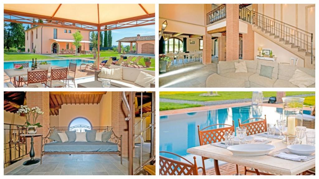 Villa La Fauci - Tuscany - Oliver's Travels