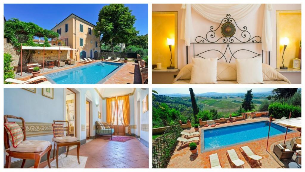 Villa Dania - Tuscany - Oliver's Travel