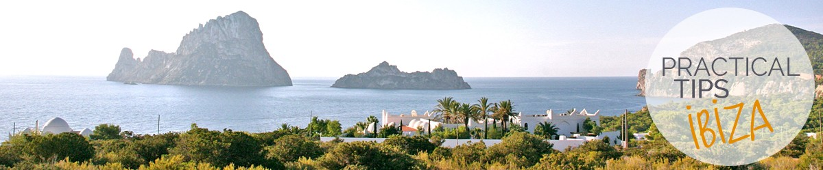 IBIZA - Travel Guide Banner