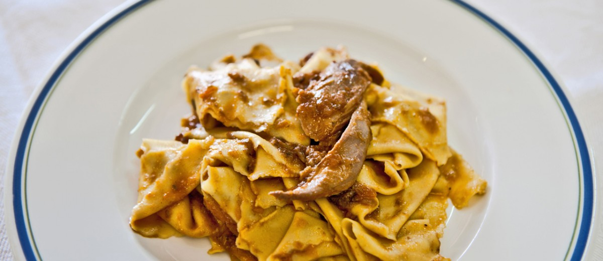 Italian rabbit pasta recipes