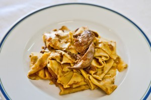 Rabbit Pappardelle - Oliver's Travels Journal