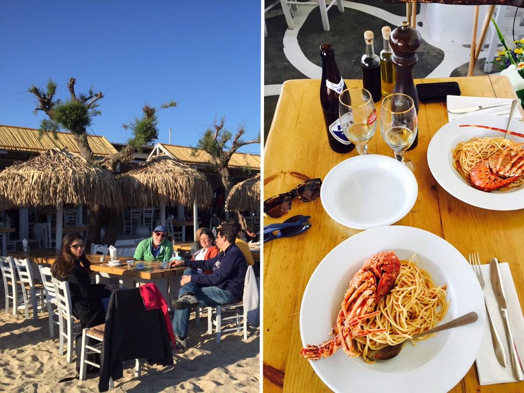 Tasos Taverna Food