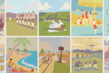 The Great British Holiday - Oliver's Travels