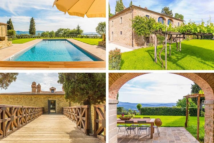 Villa I Gigli - Tuscany - Oliver's Travels