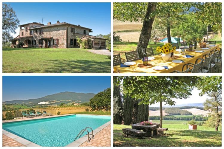 Villa Bello - Tuscany - Oliver's Travels
