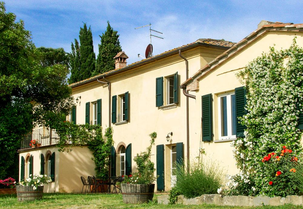 family villas in Tuscany
