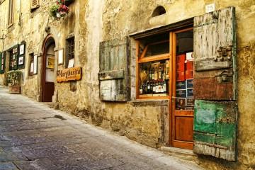 Old Houses - Tuscany