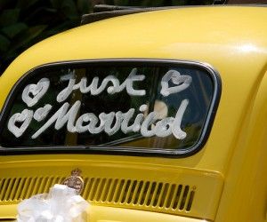 Just Married by Alexandre Delbos