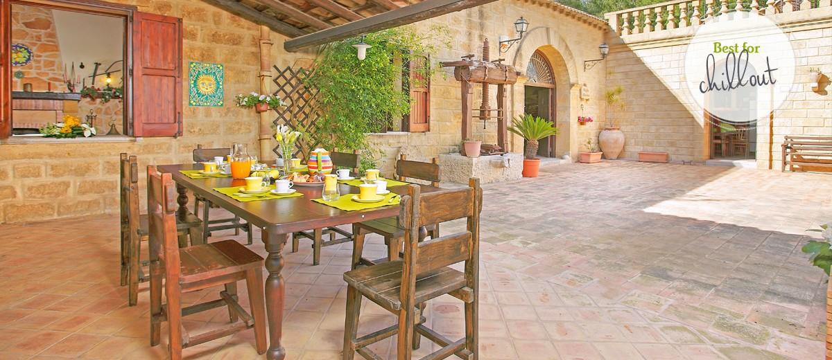 Villa Di Bello - Sicily - Sleeps 8 - 10