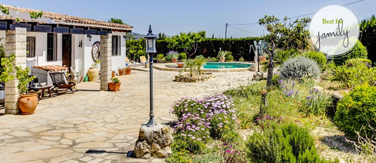 Villa Marro - Costa Blanca - Sleeps 6